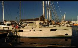 Catana 471 owner version : In Marina